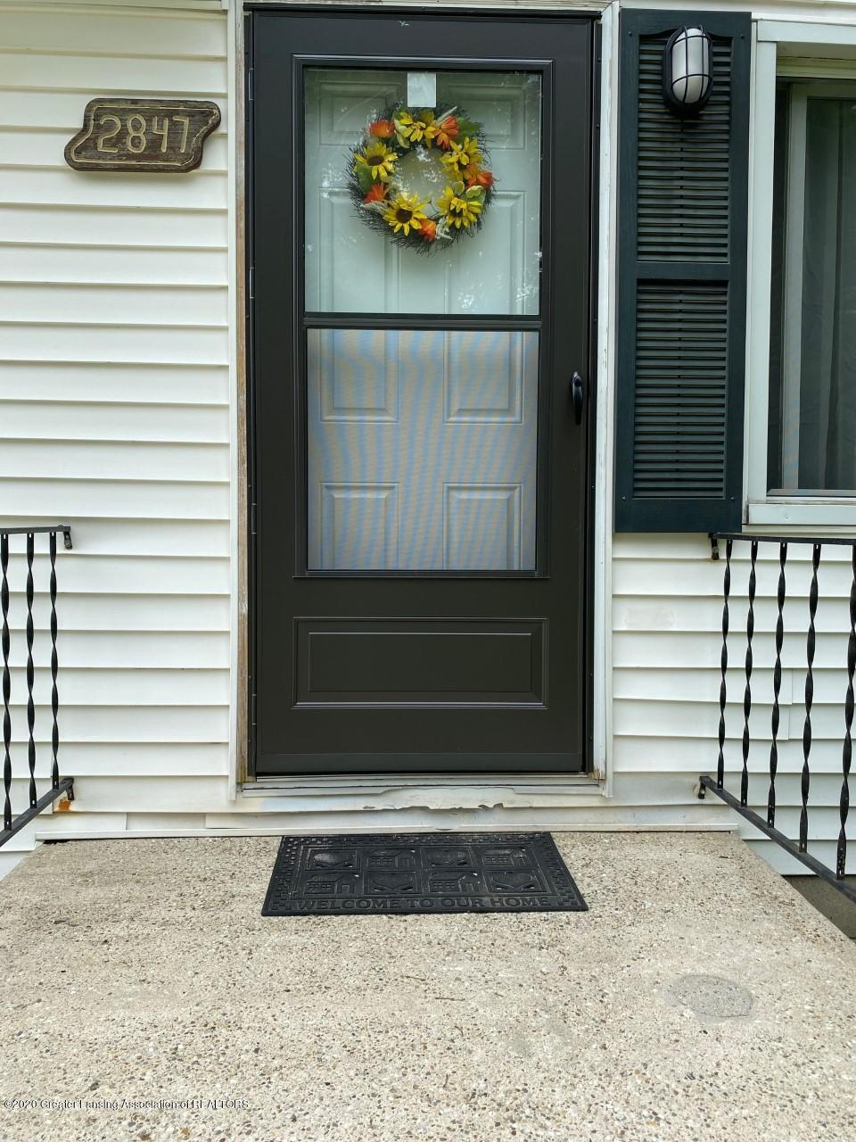 2847 Gramer Rd - Front Door - 2