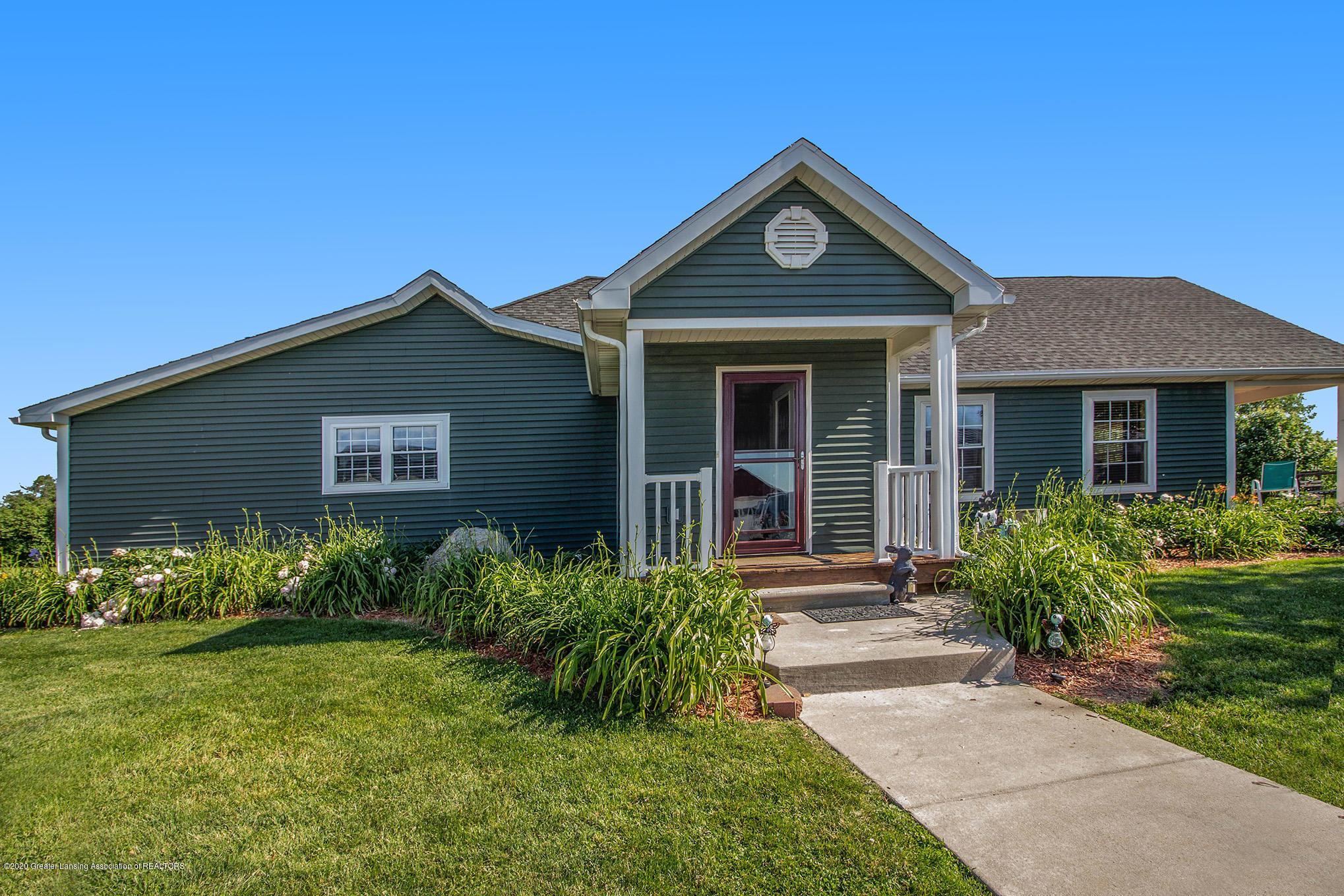 2055 Tuttle Rd - 1 Front Door House 2 - 2