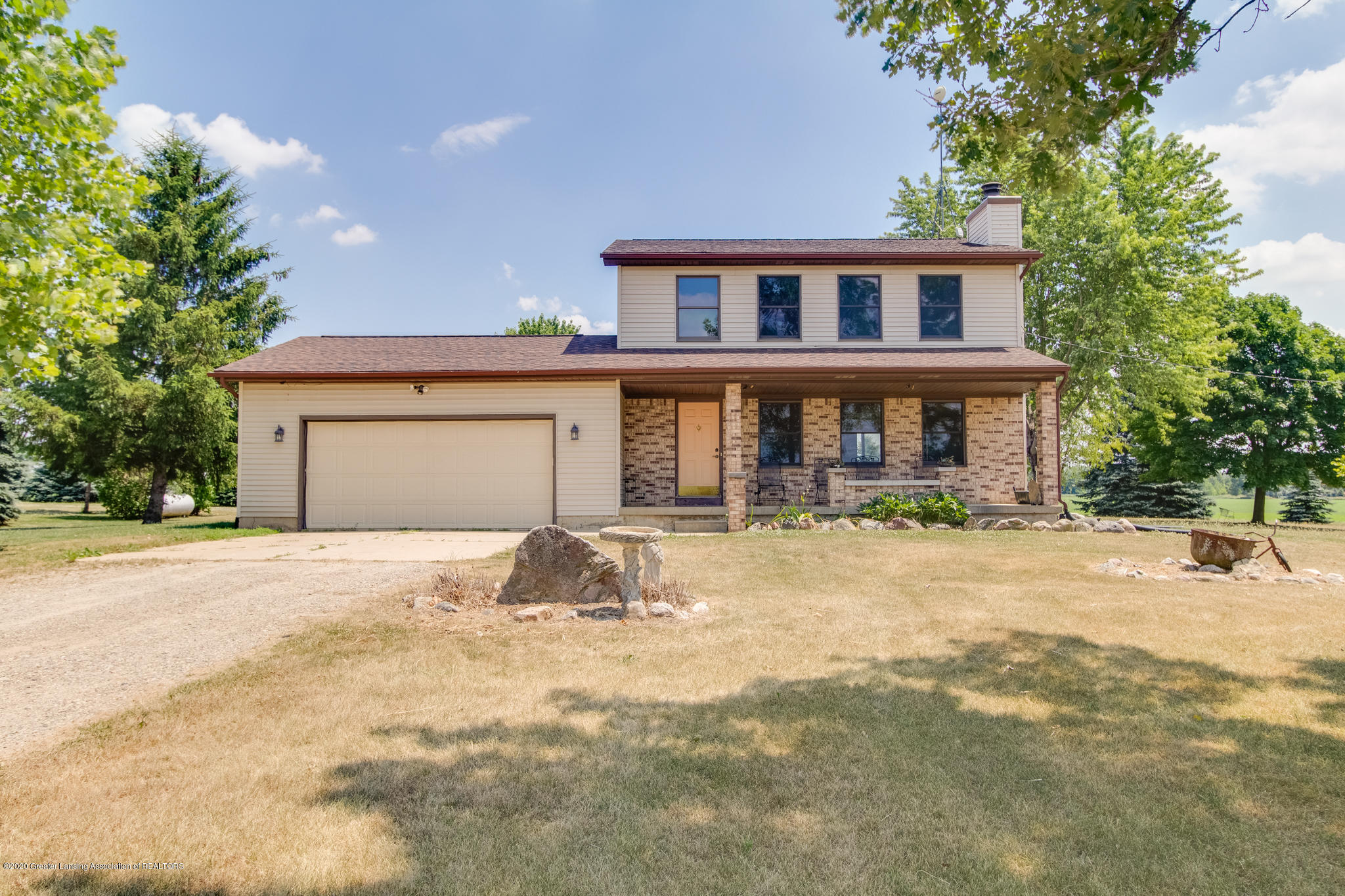 3849 S Bauer Rd - Front - 1