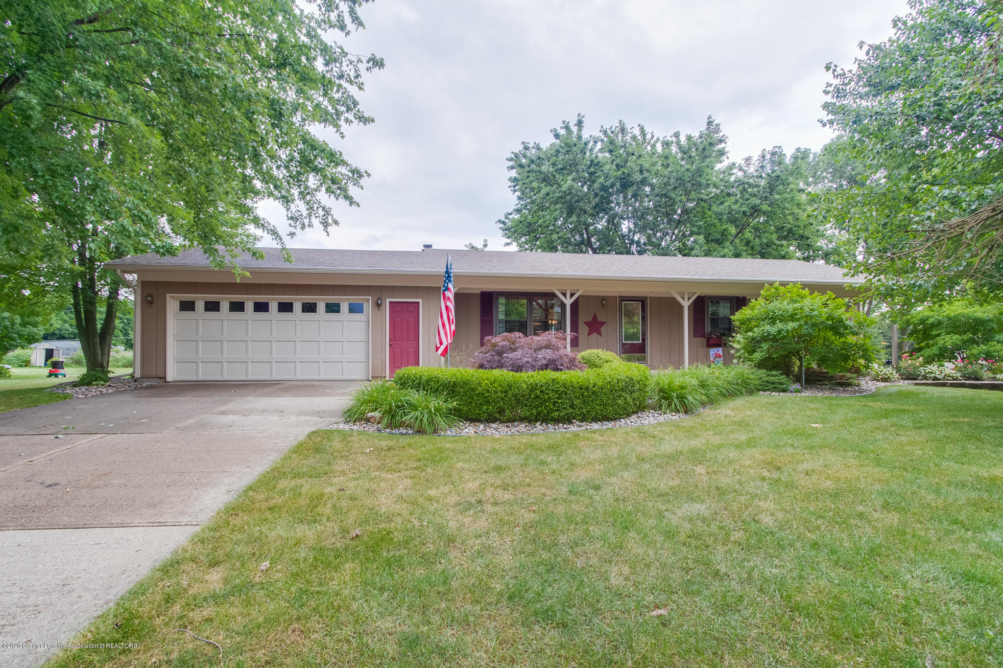 1857 Maple Shade Dr - Front - 1