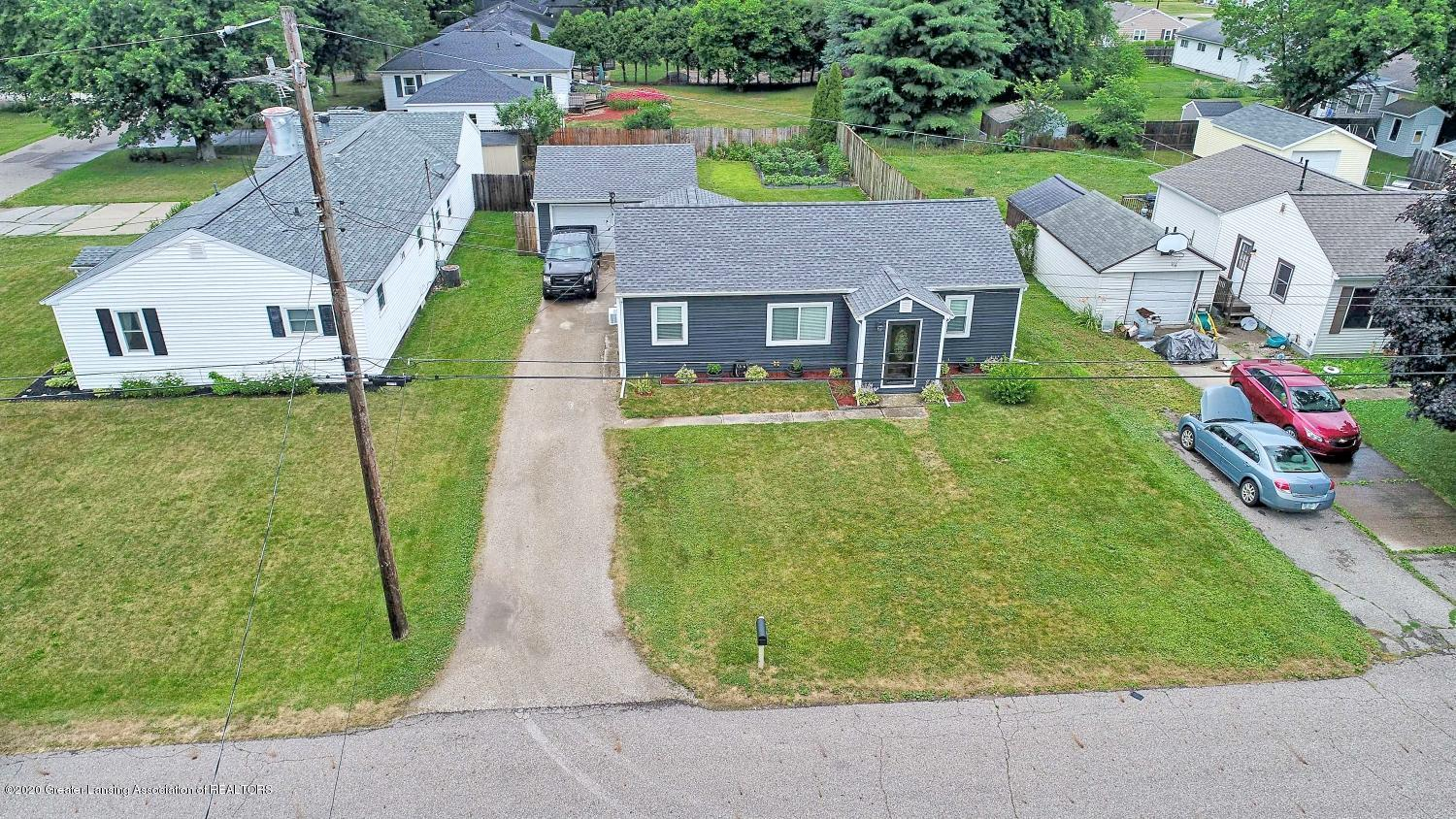 4606 Grove Ave - Aerial front - 20