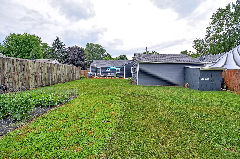 4606 Grove Ave - Back yard - 19