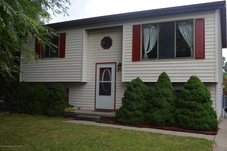 5737 Selfridge Blvd - front of home - 1
