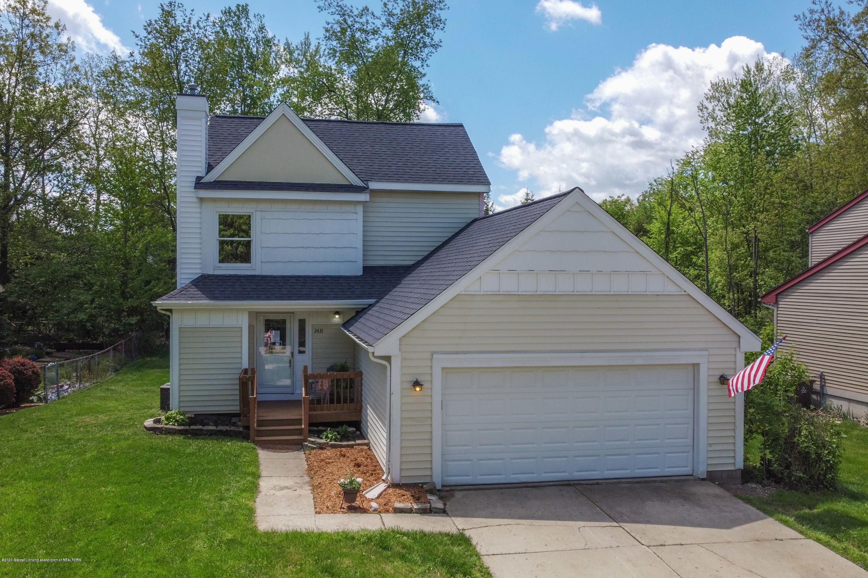2431 Graystone Dr - Front - 1