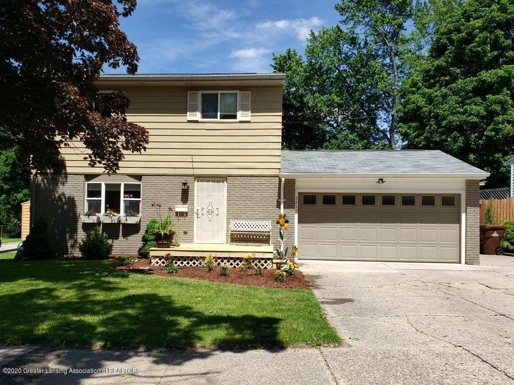 3217 Continental Dr - Front exterior - 1