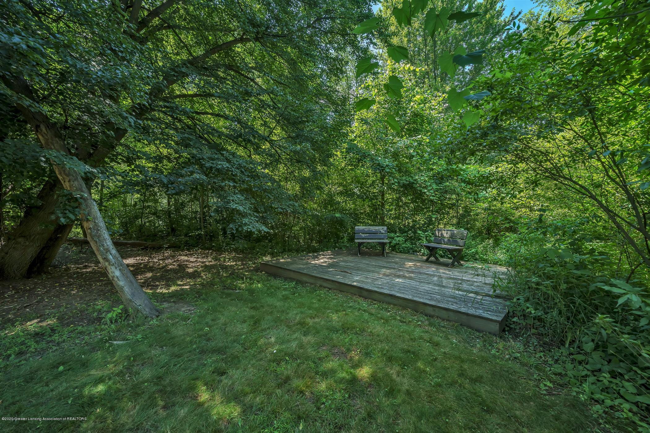6255 Tyrrell Rd - Deck tucked in the woods - 75