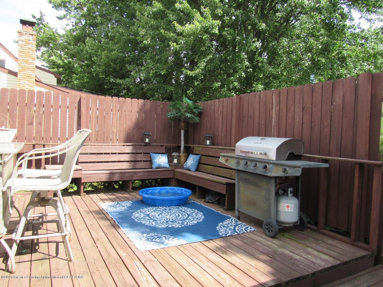 4633 Sycamore St - Great Private deck - 18