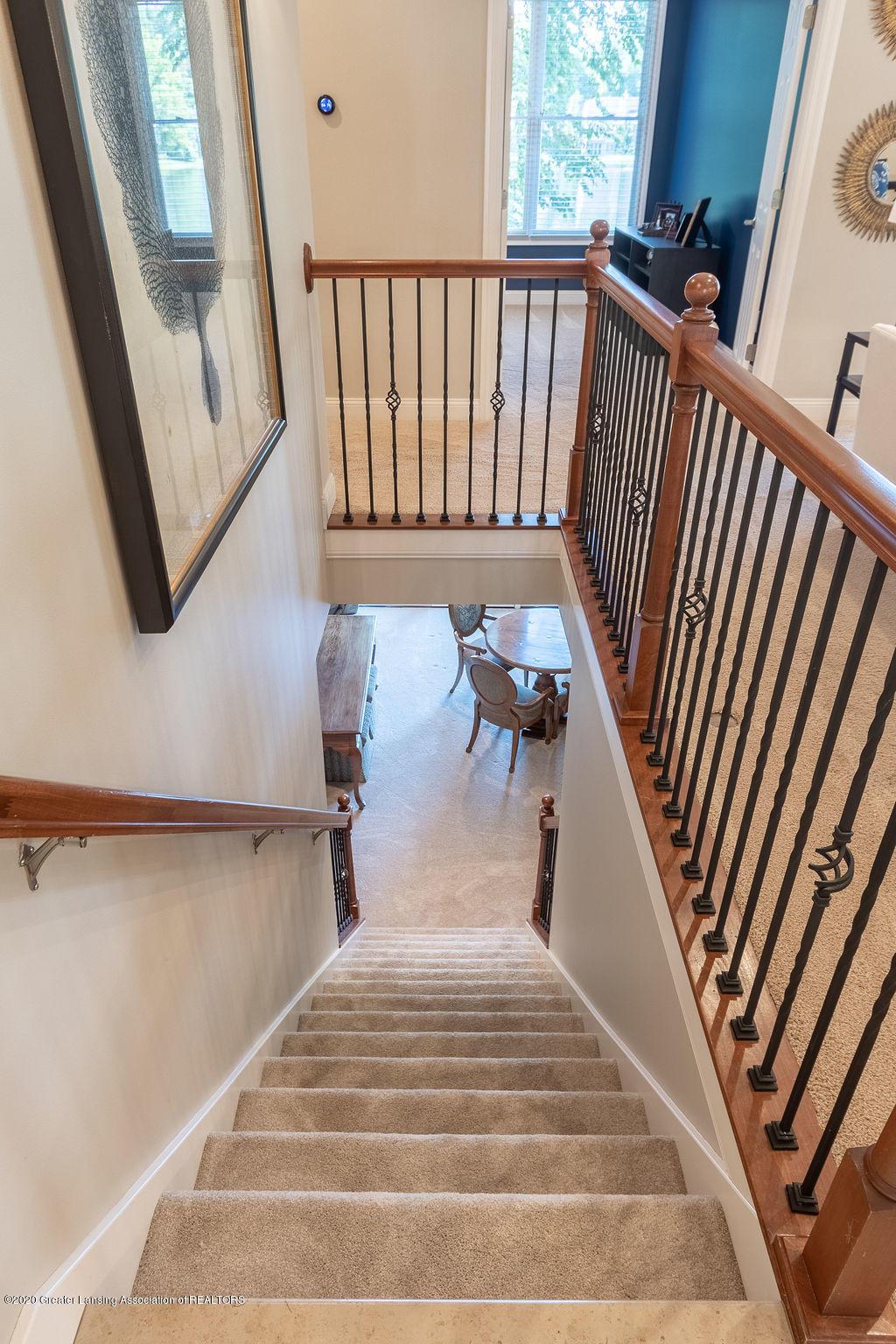 6198 Graebear Trail 56 - Wrought iron railings - 31