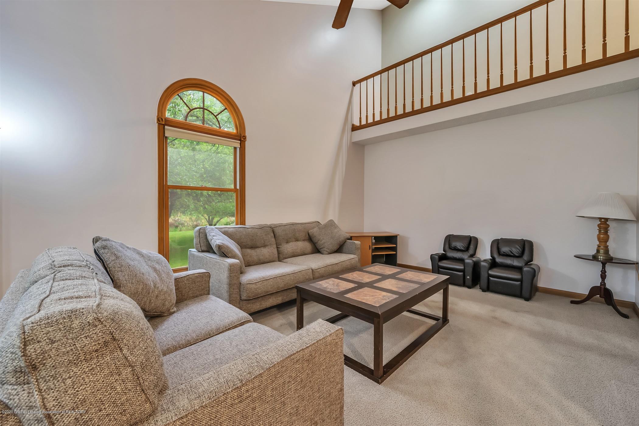 4242 Beeman Rd - MAIN FLOOR Living Room - 6