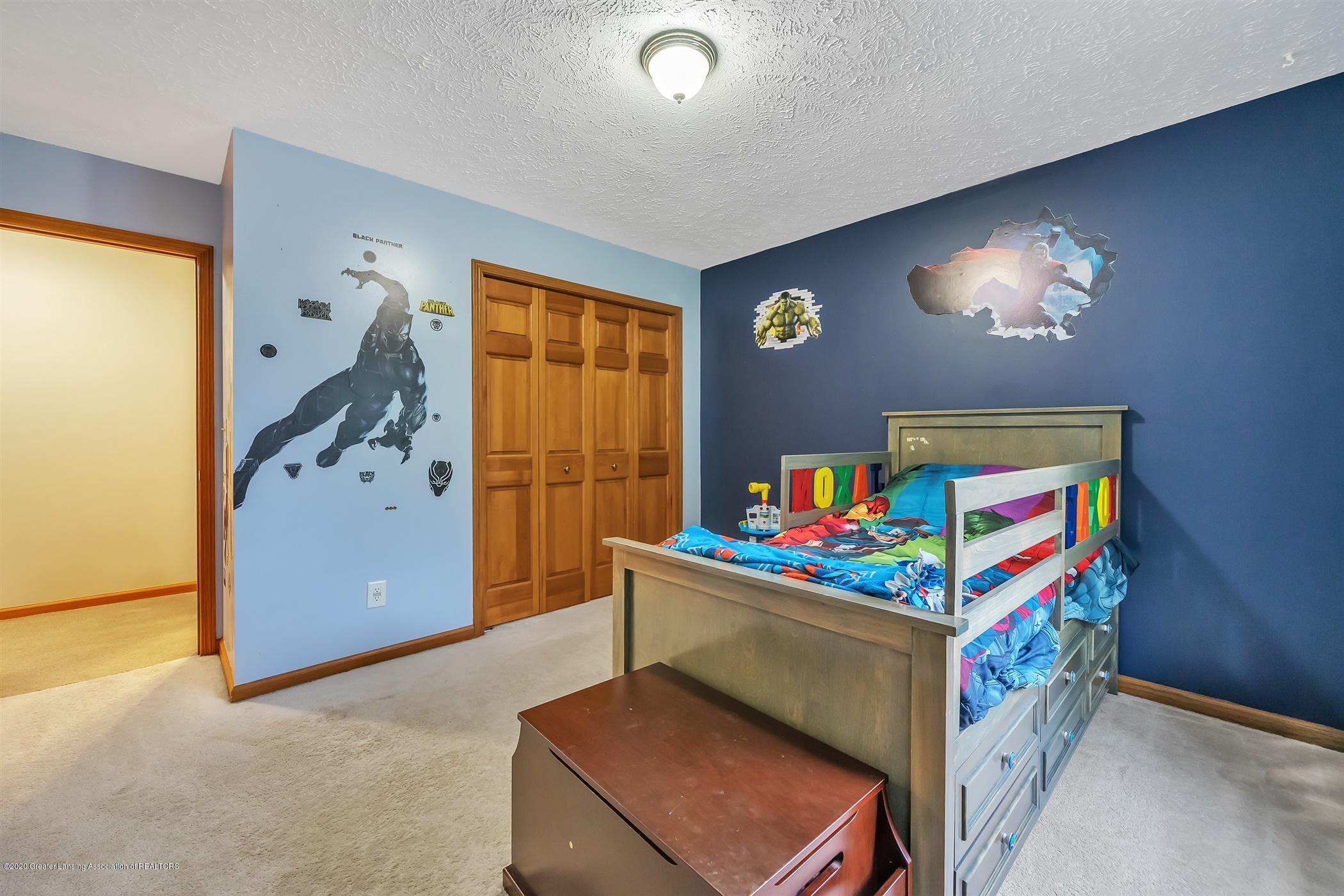 4242 Beeman Rd - SECOND FLOOR Bedroom 2 - 19