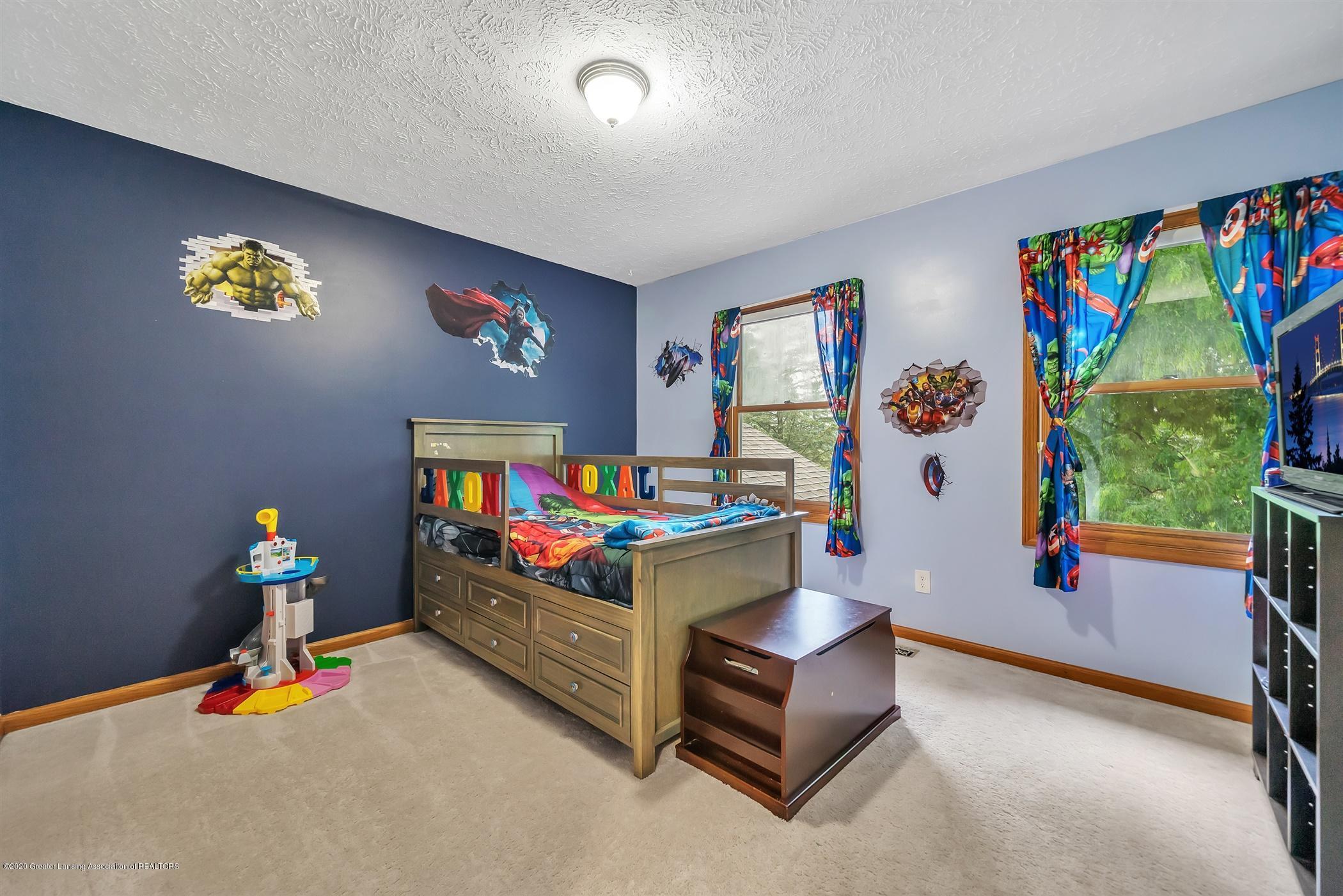 4242 Beeman Rd - SECOND FLOOR Bedroom 2 - 20