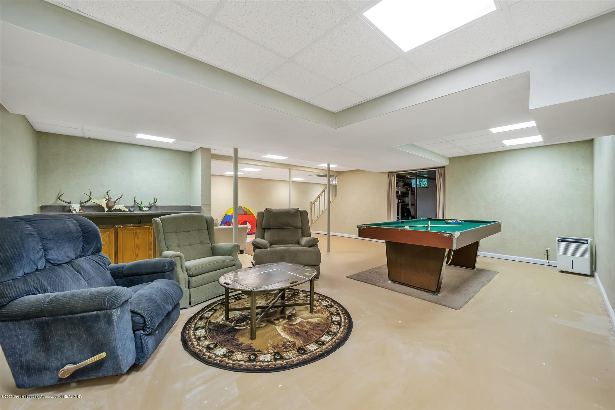 4242 Beeman Rd - LOWER LEVEL Recreation Room - 24
