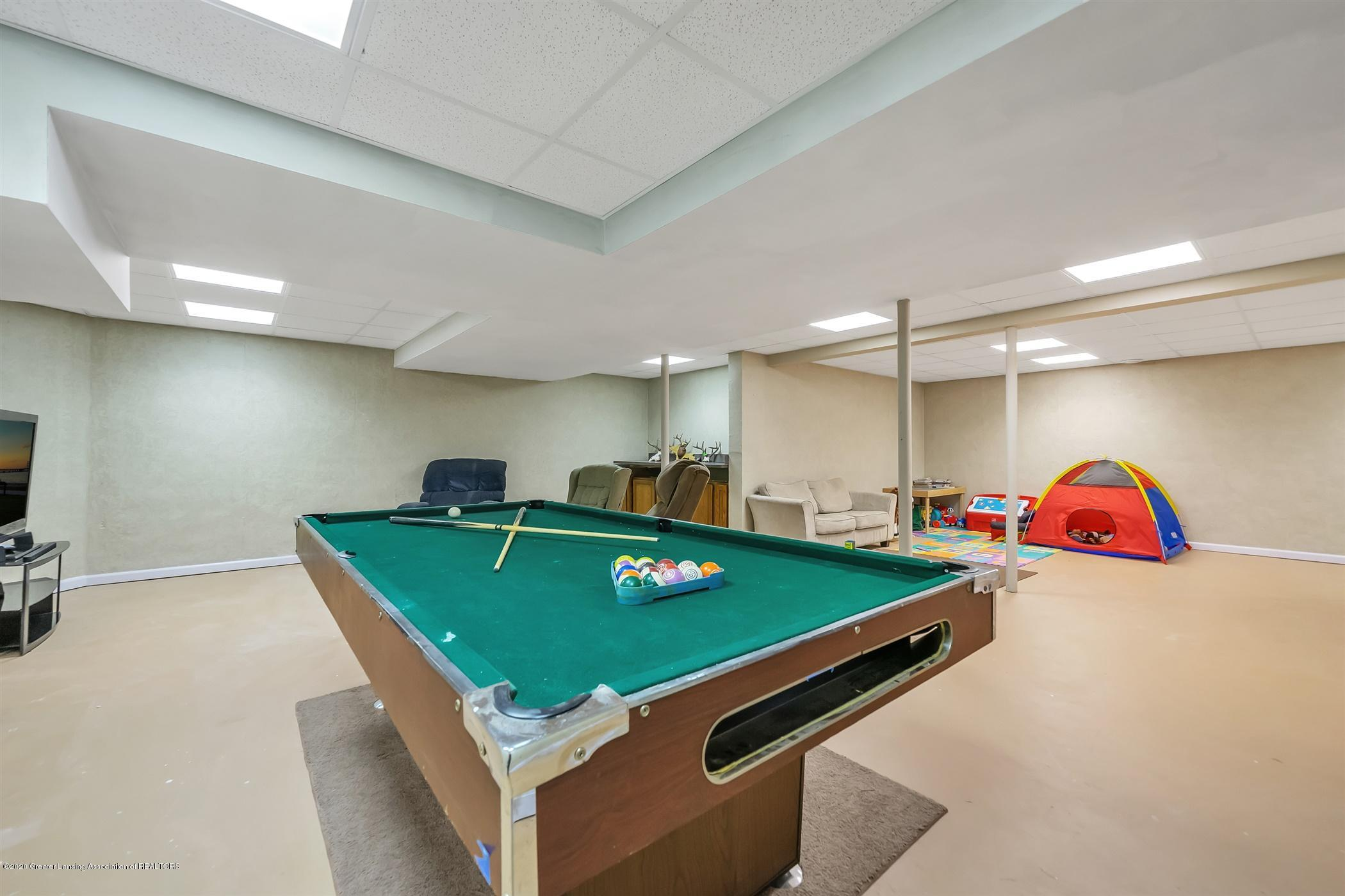 4242 Beeman Rd - LOWER LEVEL Recreation Room - 27