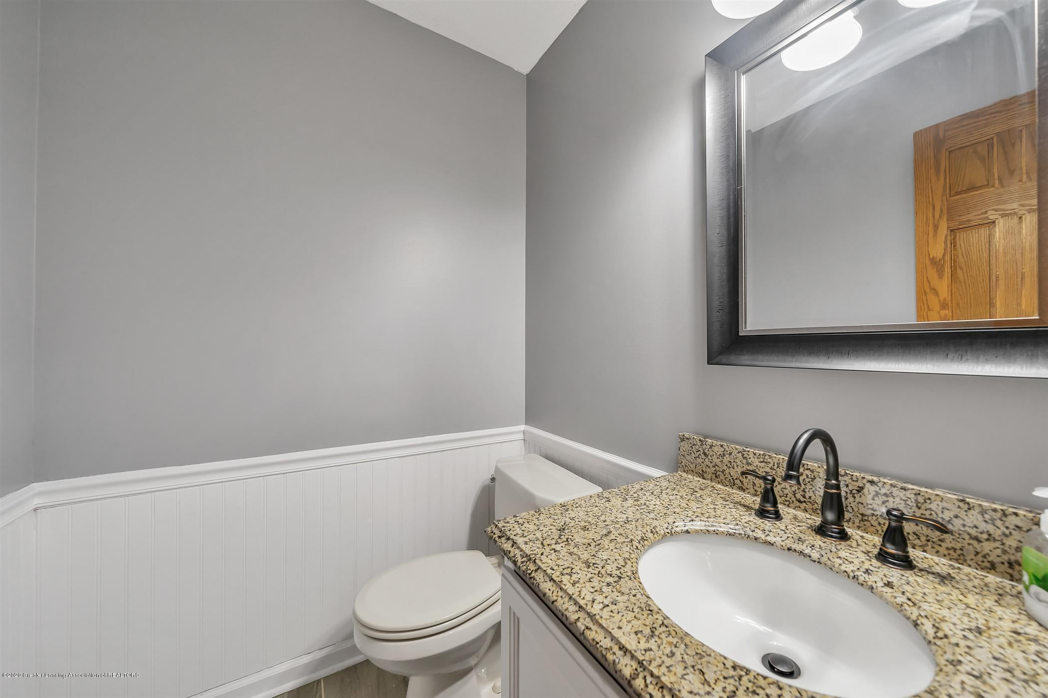 4242 Beeman Rd - MAIN fLOOR Half Bath - 30