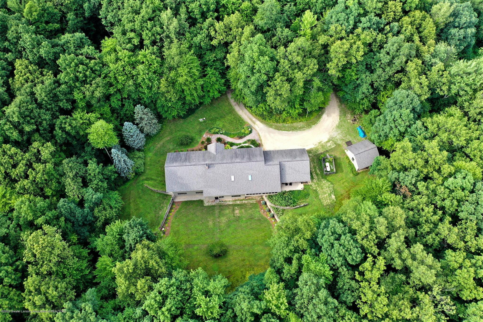 1670 Milton Rd - Aerial view - 1