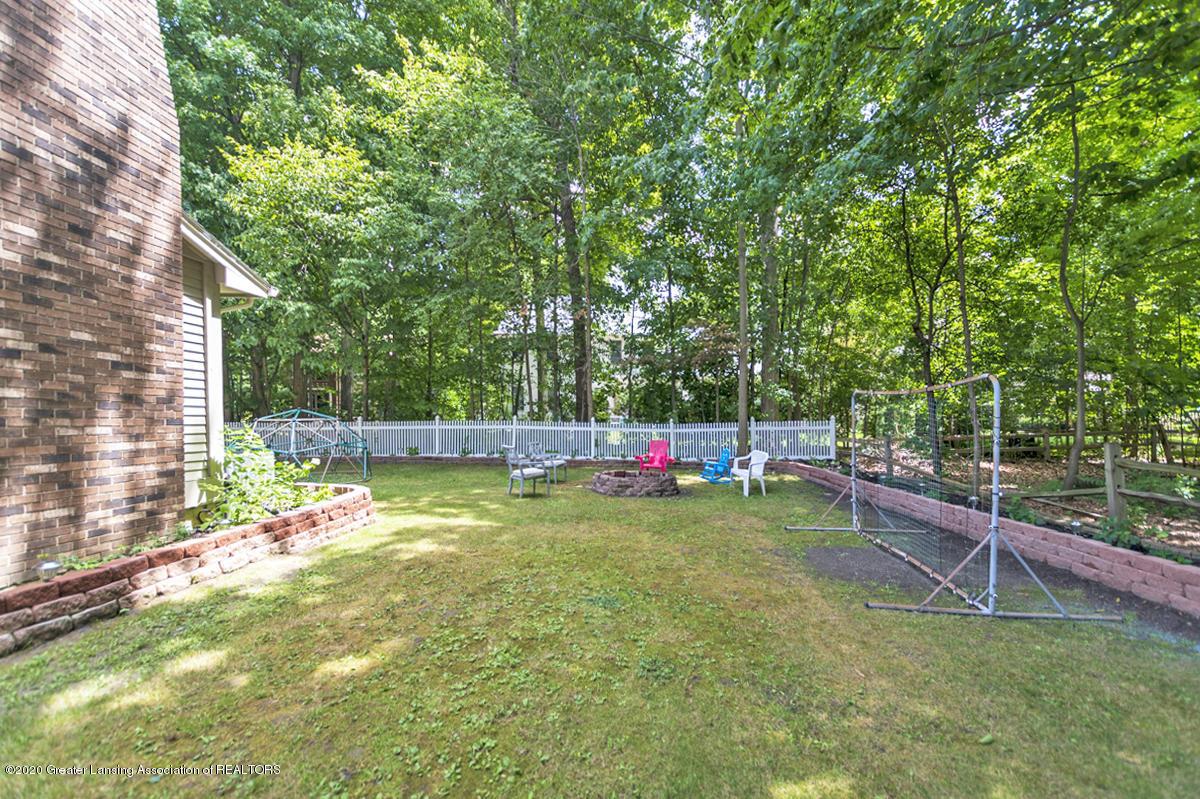 3830 Binghampton Dr - Side Yard - 40