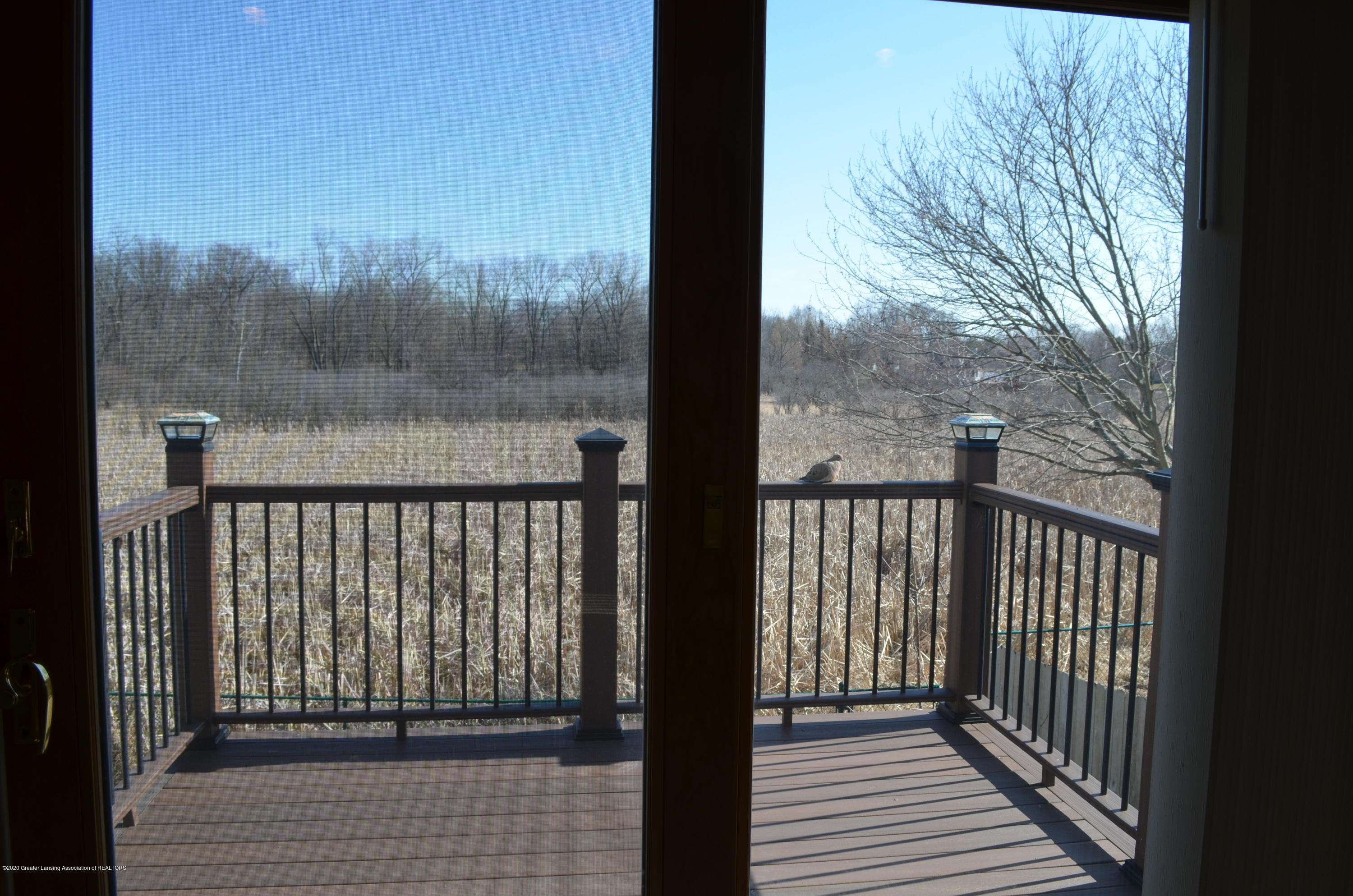 2349 Barnsbury Rd - Private Deck off Master Suite - 13
