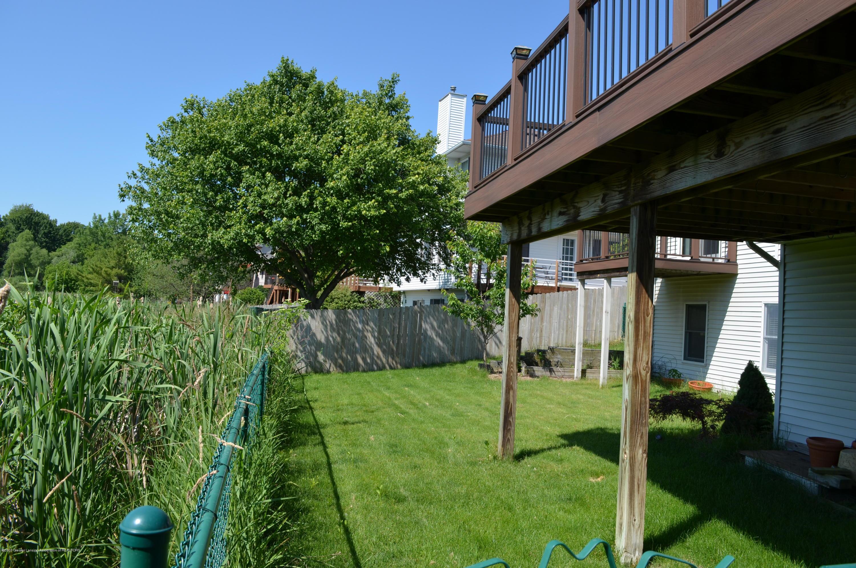 2349 Barnsbury Rd - Back Yard View - 41