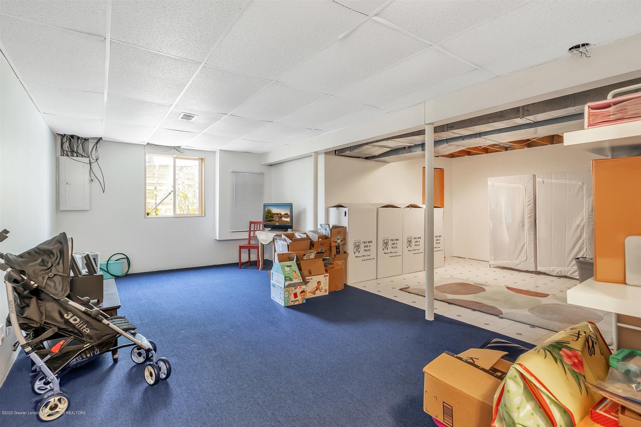 3820 Bush Gardens Ln - Basement Rec Room - 33