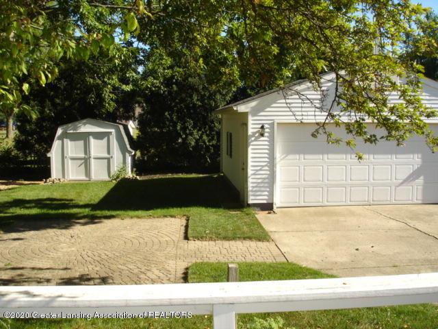 406 Giles St - Backyard - 6