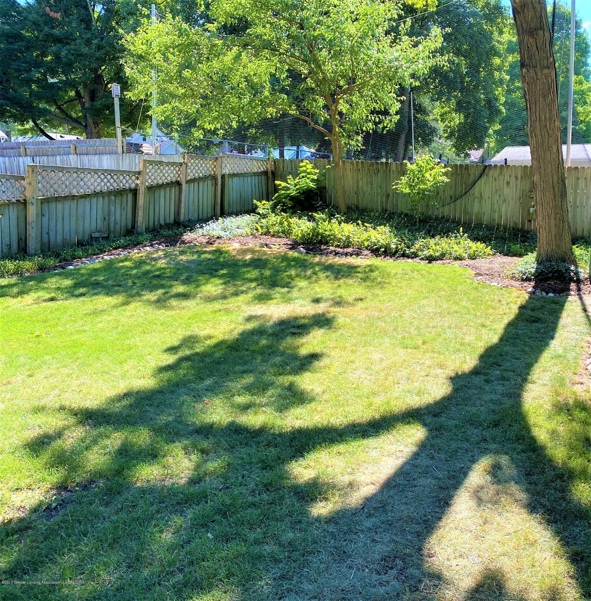 310 Spring St - 24 back yard - 25