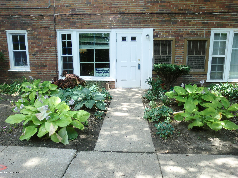 615 Glenmoor Rd 1a - Garden Entrance - 4