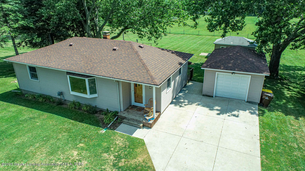 205 W Herbison Rd - Aerial View - 3