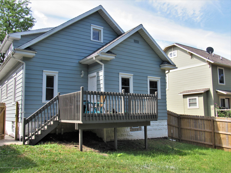 1308 W Ottawa St - Back Exterior - 34
