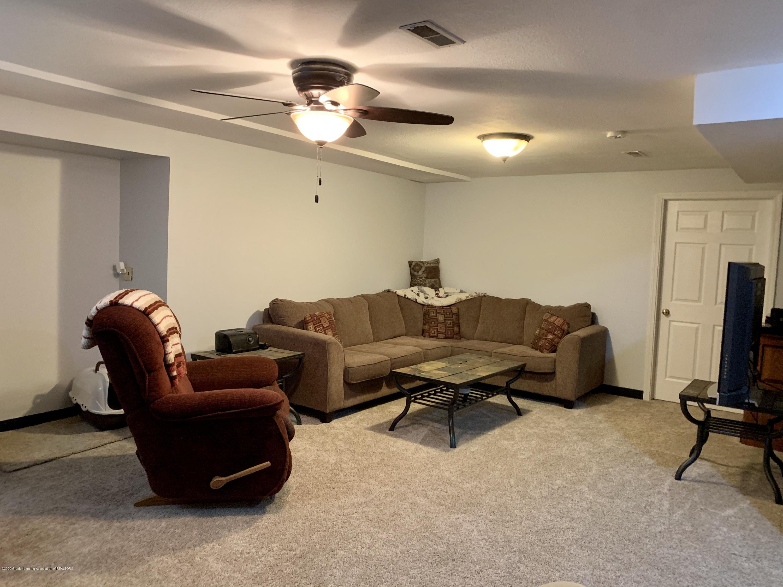 8346 W Bennington Rd - Basement Family room - 40