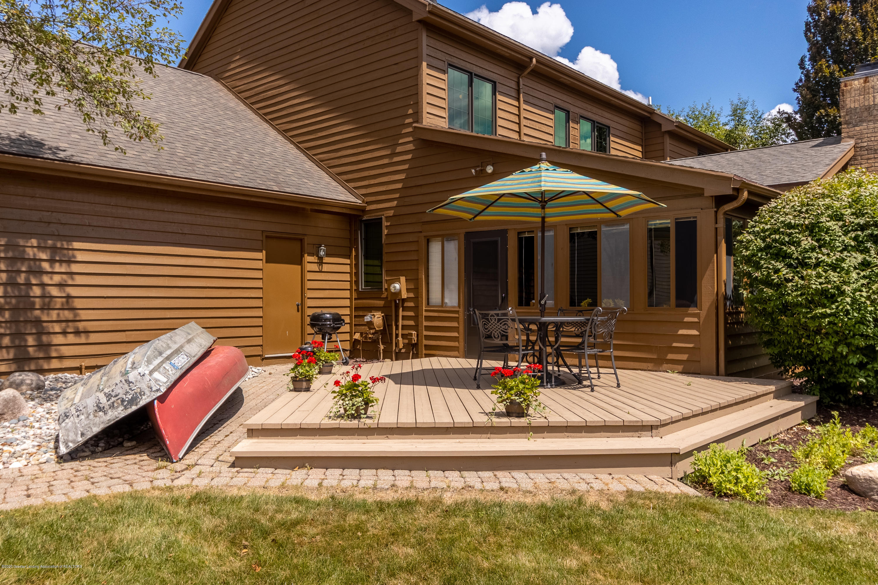 3892 Crooked Creek Rd - Back Deck - 8