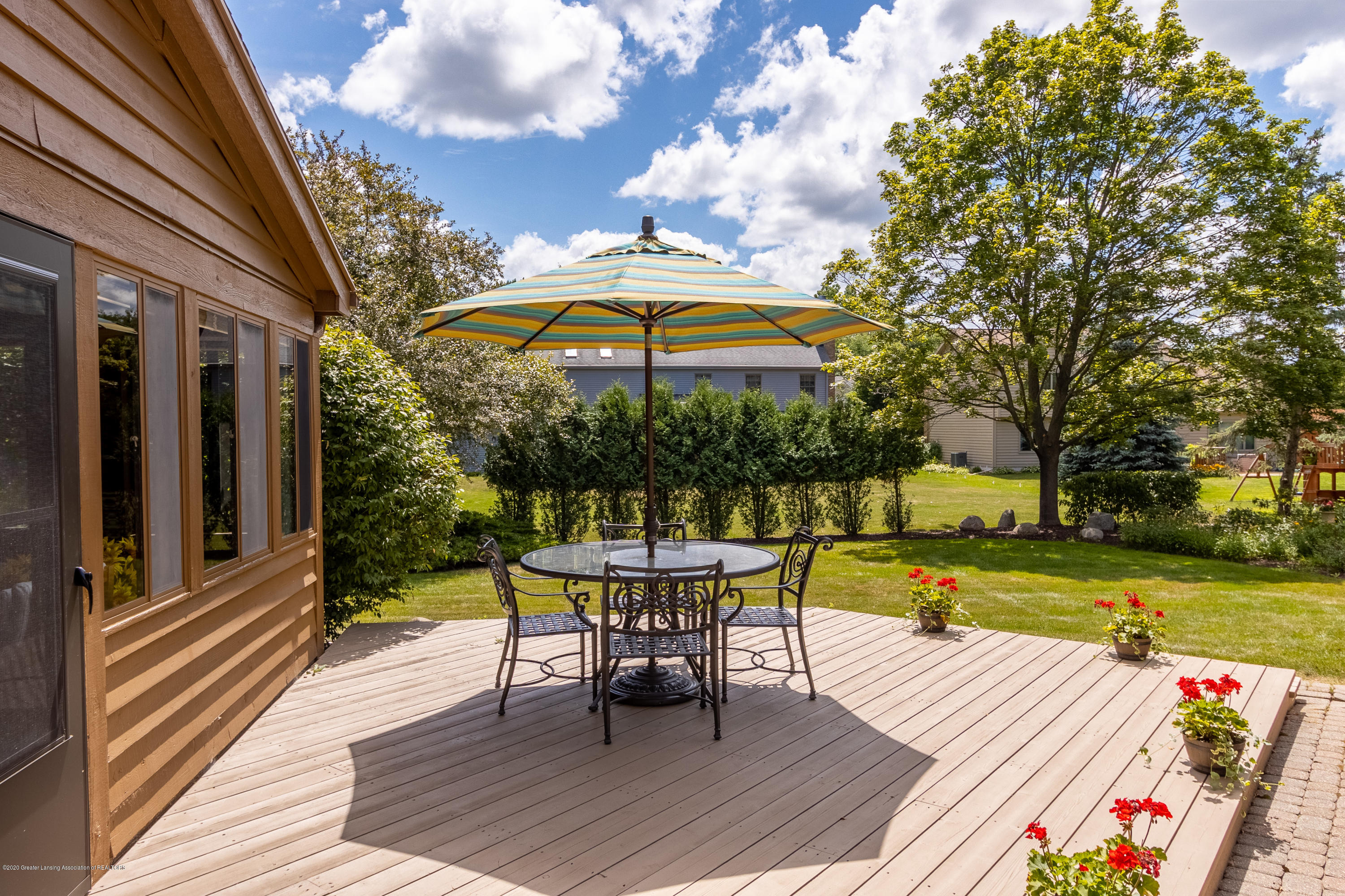3892 Crooked Creek Rd - Back Deck - 11