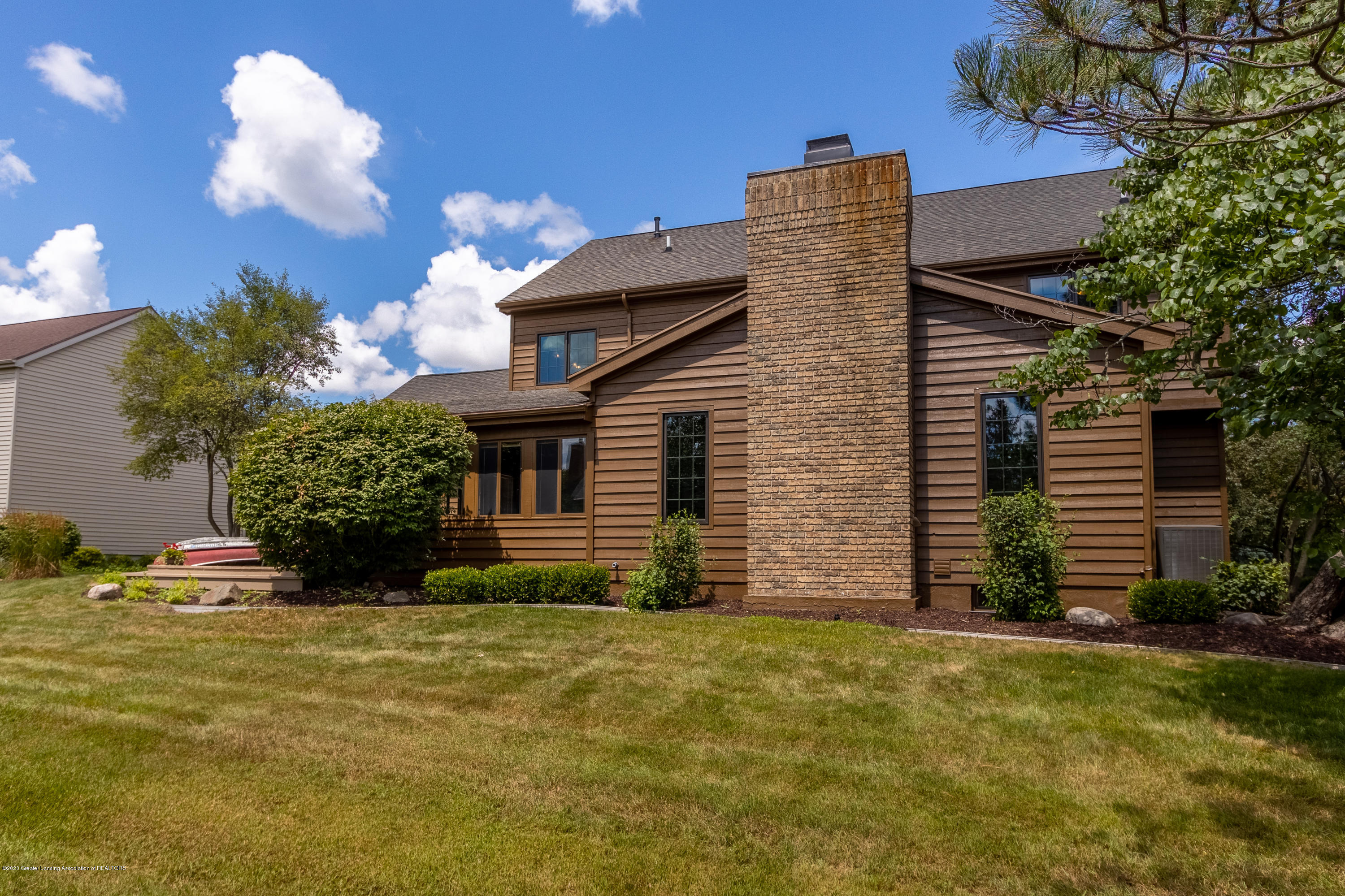 3892 Crooked Creek Rd - Back View - 12