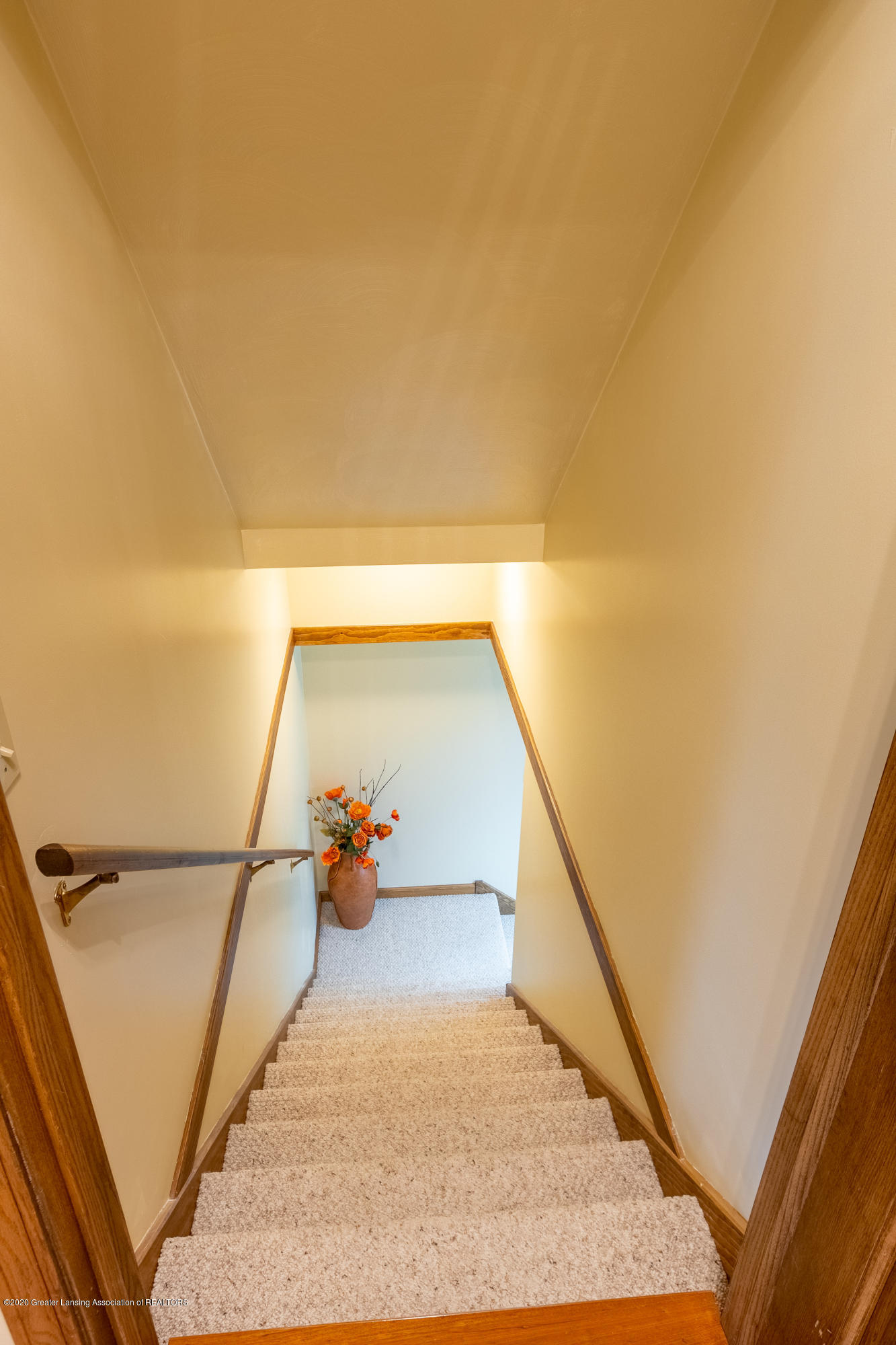 3892 Crooked Creek Rd - Stairs to Lower Level - 39