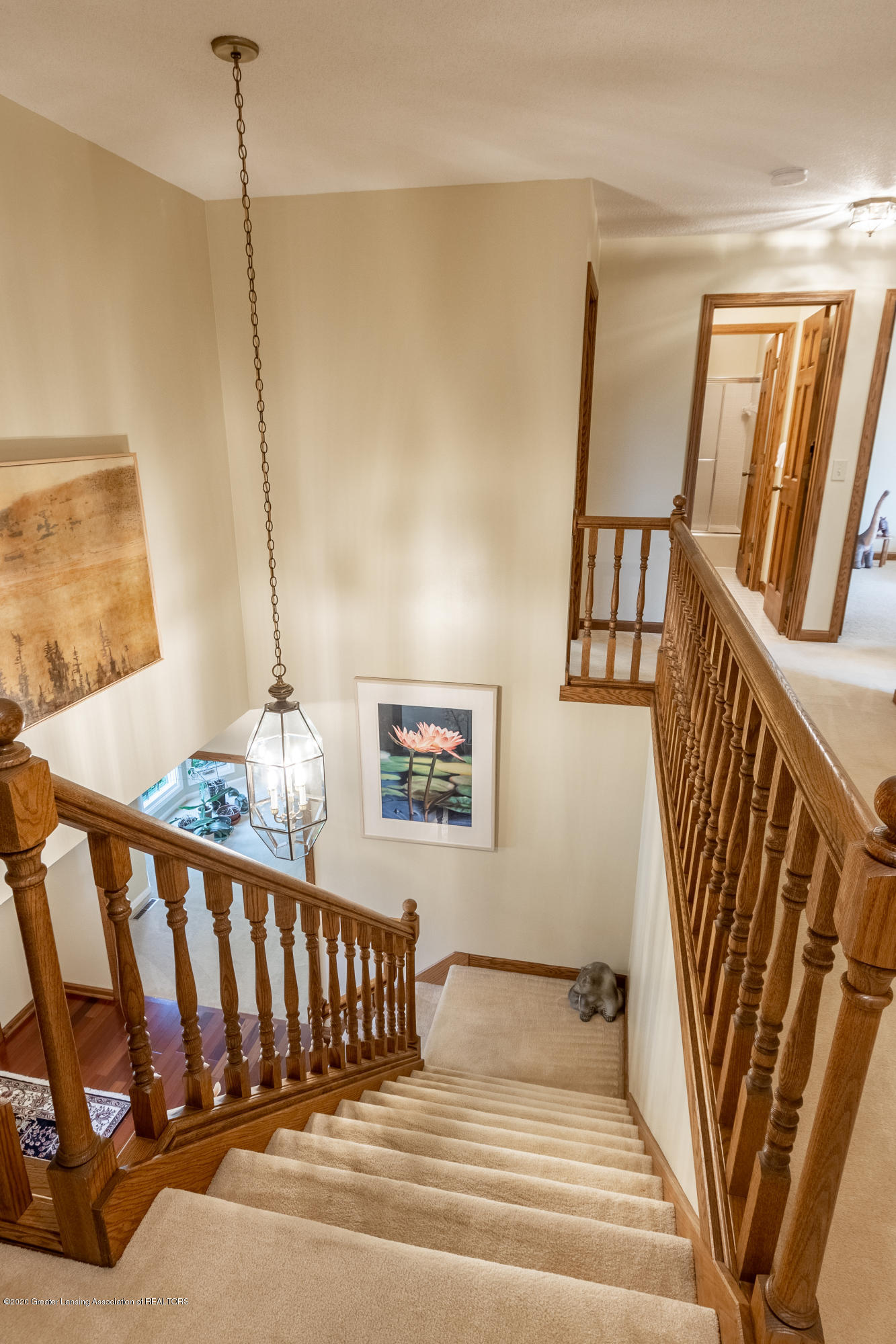 3892 Crooked Creek Rd - Strairs to Upper Level - 47