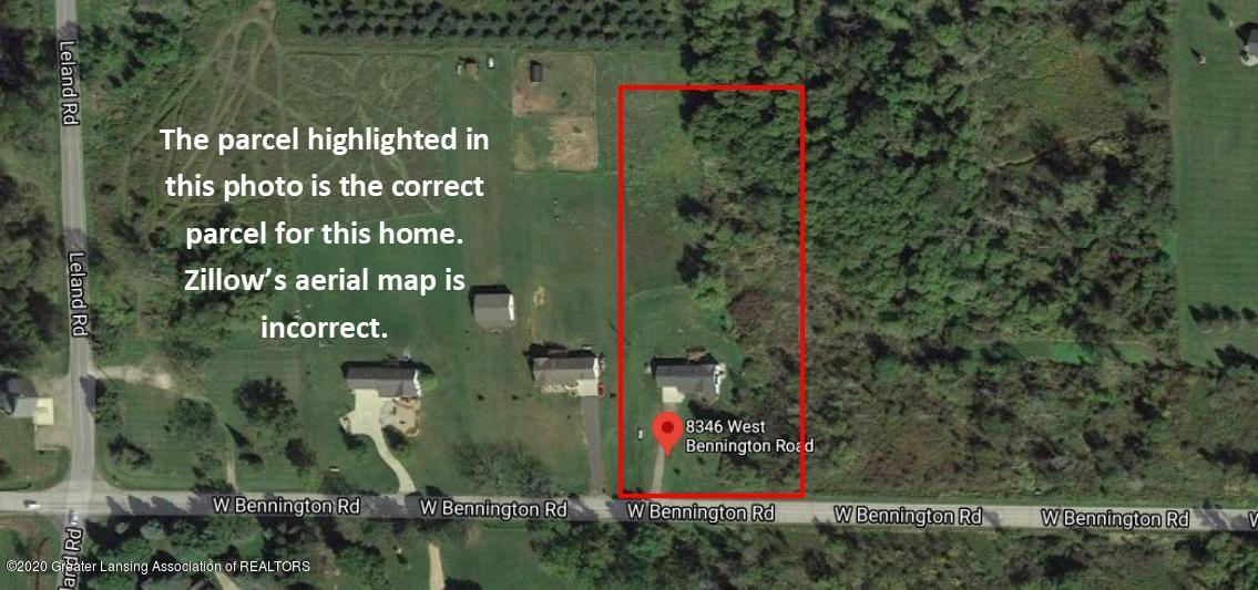 8346 W Bennington Rd - Aerial Photo Parcel Correction - 6