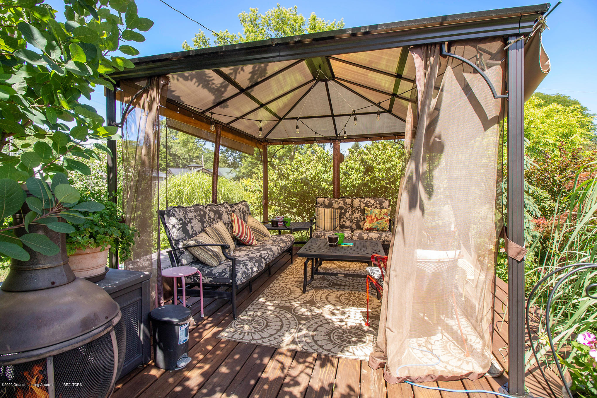4424 Wagon Wheel Ln - Gazebo/Deck - 35