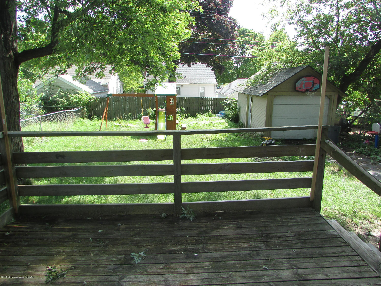 1819 Pattengill Ave - Yard - 14