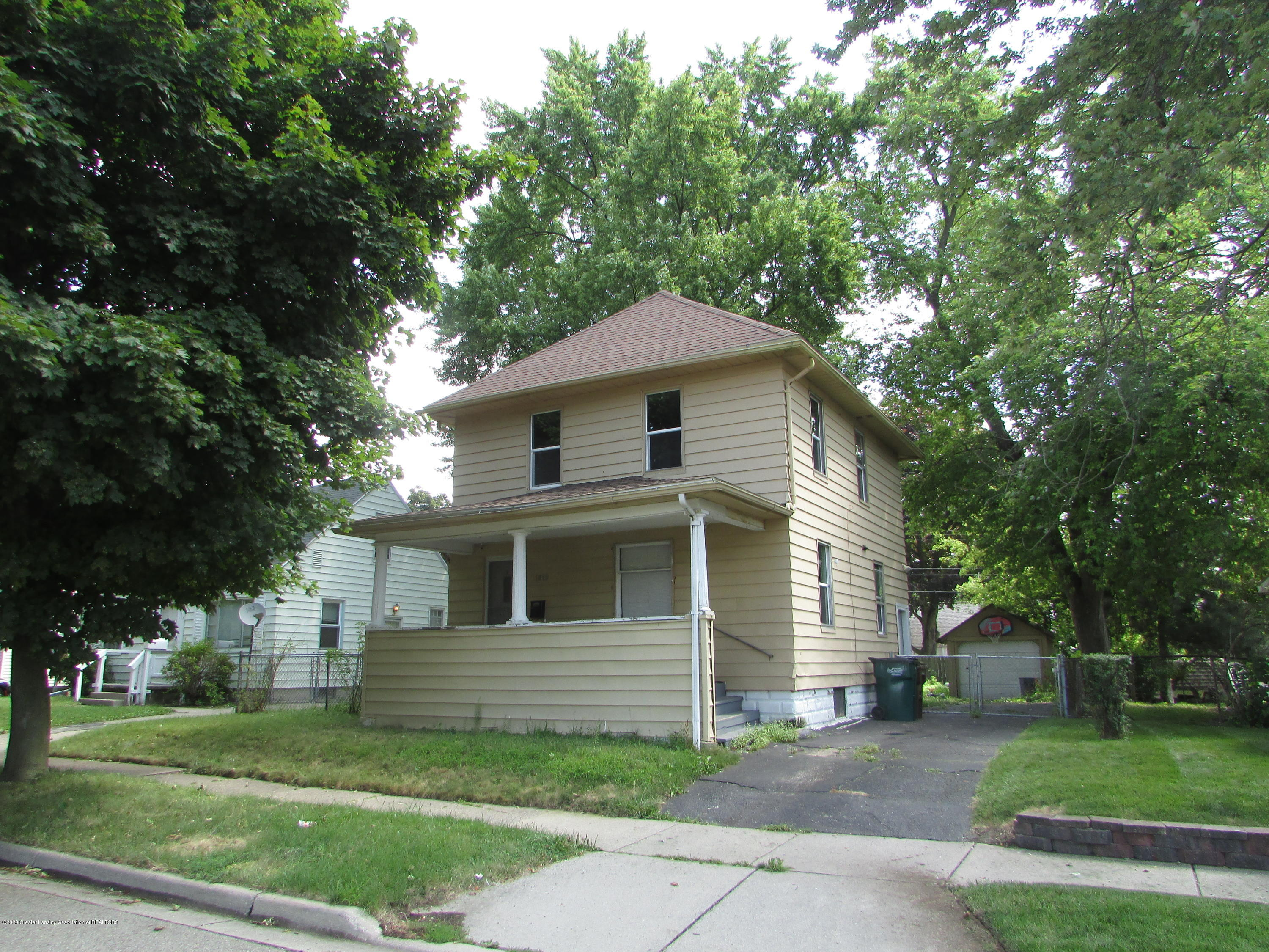 1819 Pattengill Ave - Front - 2