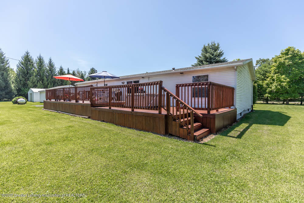 6977 S St Clair Rd - Back View - 29