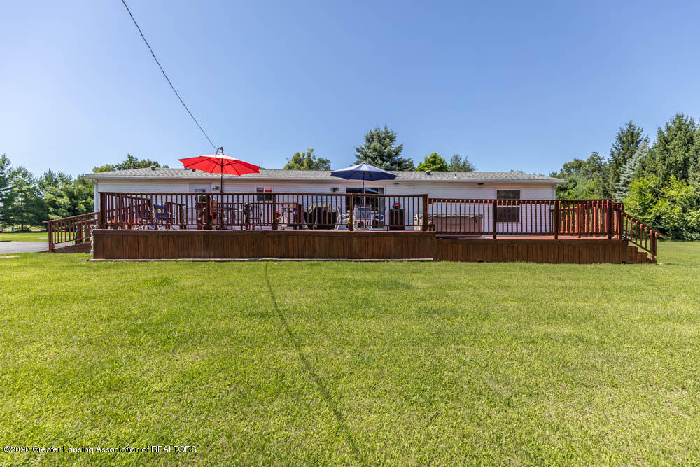 6977 S St Clair Rd - Back View - 30