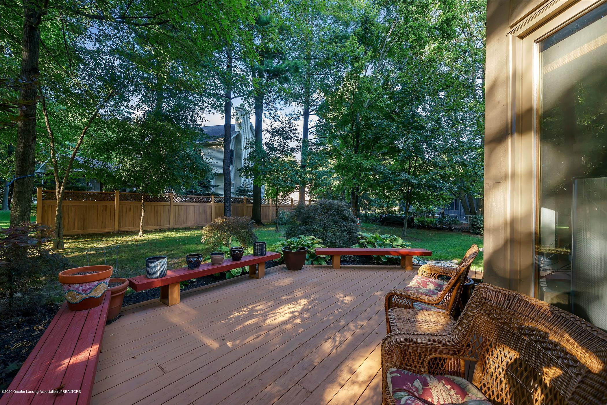 4332 Aztec Way - Deck - 31