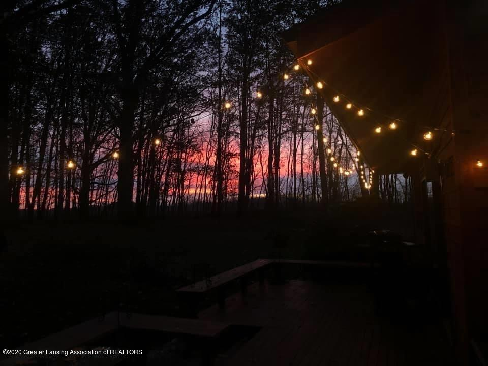 3635 Zimmer Rd - Sunset with lights - 56