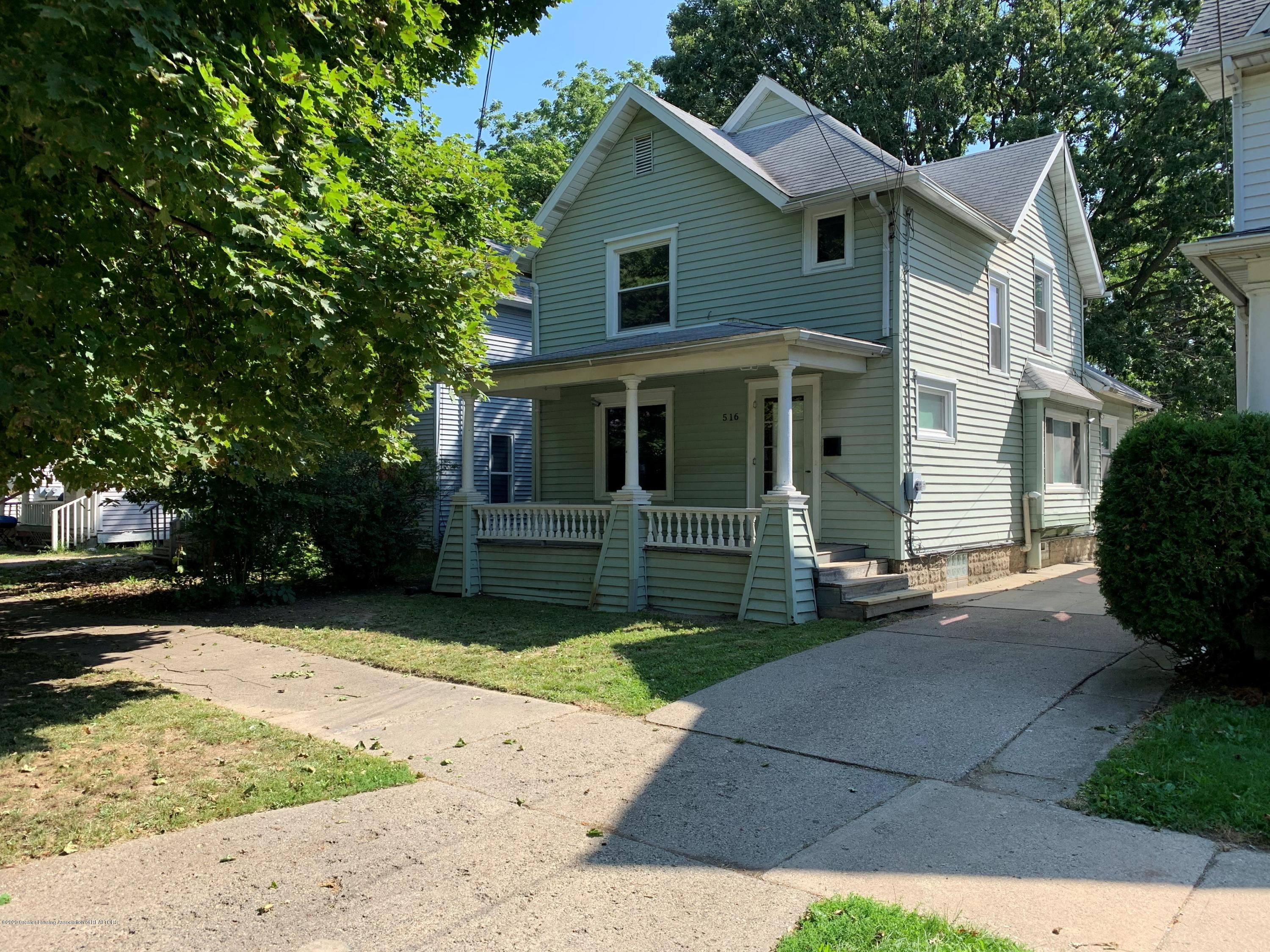 516 N Chestnut St - Front of House - 1