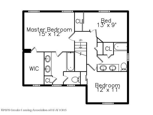 3800 Kirkland Ridge Dr - upper1_floorhc - 73