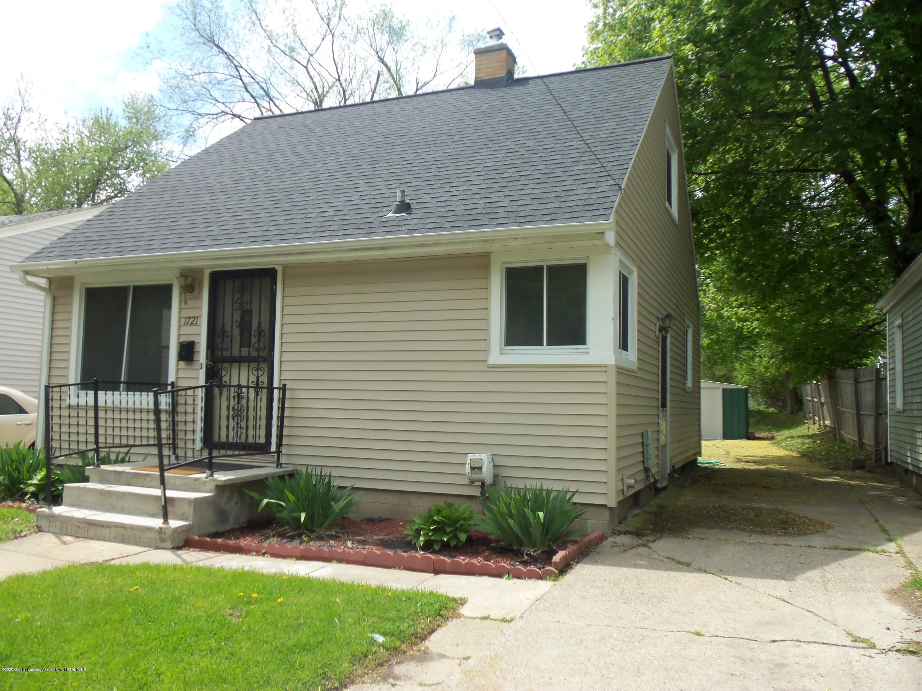 1721 Robertson Ave - Front - 1
