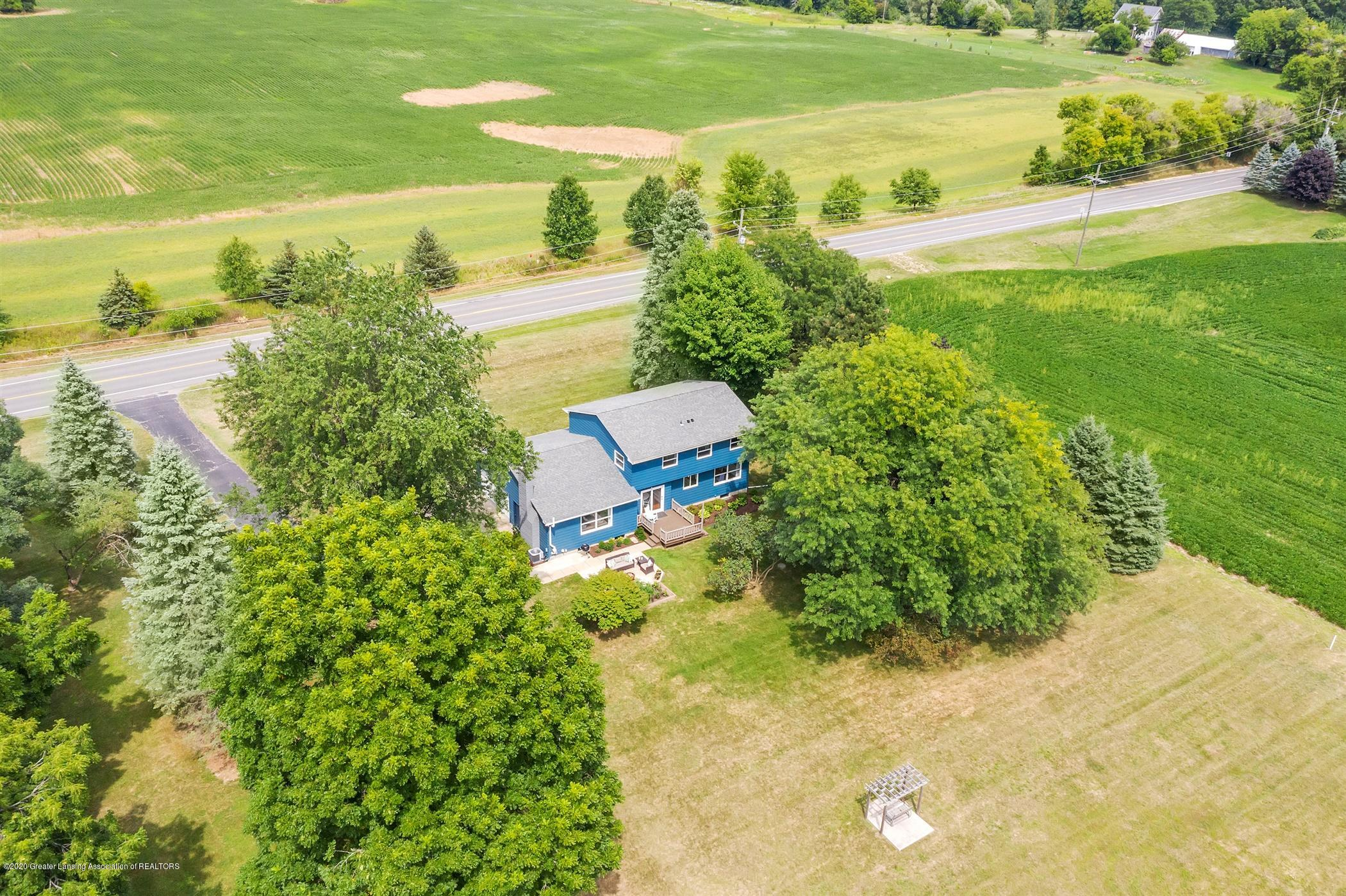 1710 Haslett Rd - PROPERTY VIEW Aerial - 42