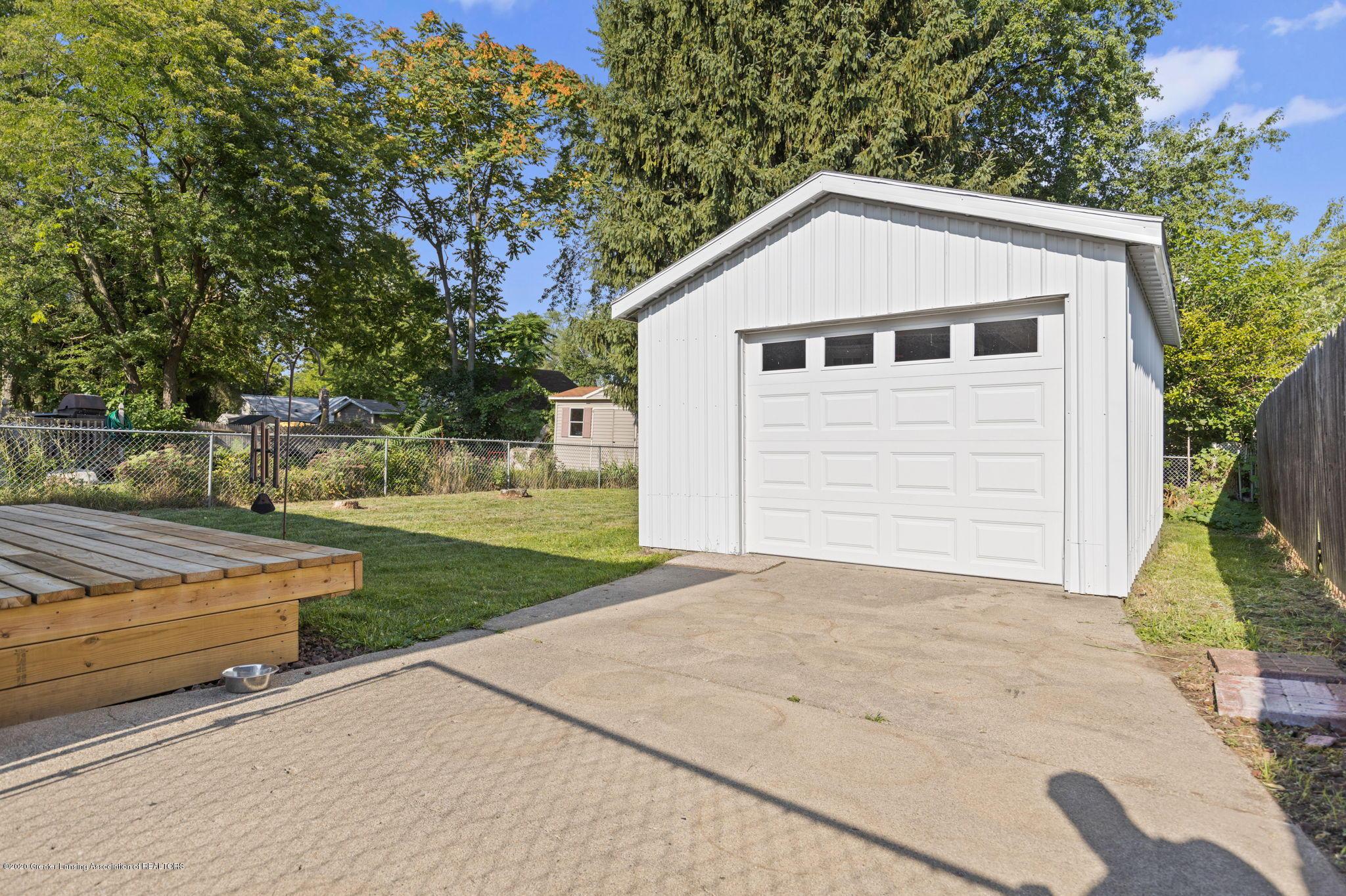 3619 Burchfield Dr - Backyard - 26