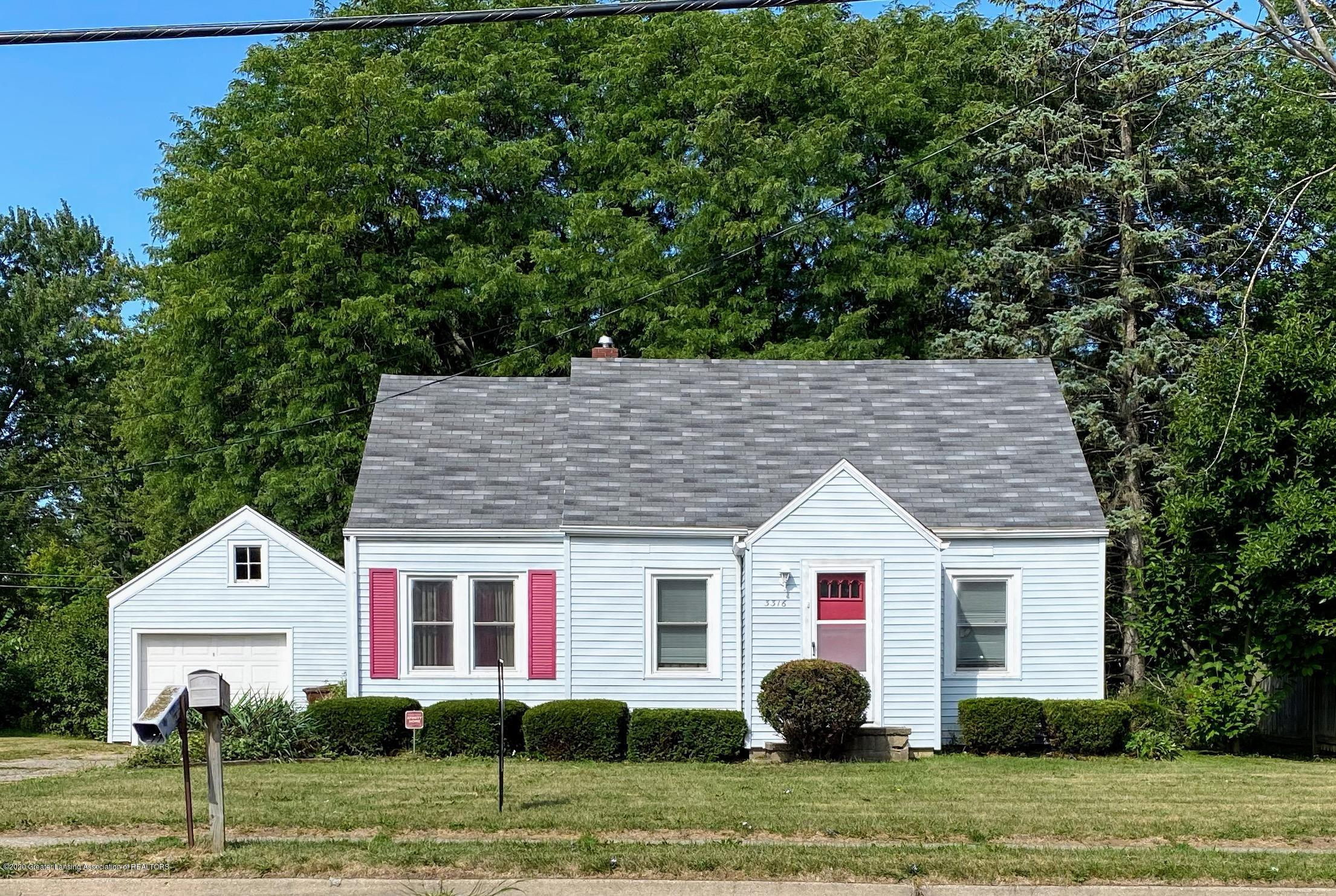 3316 Pleasant Grove Rd - Front - 1