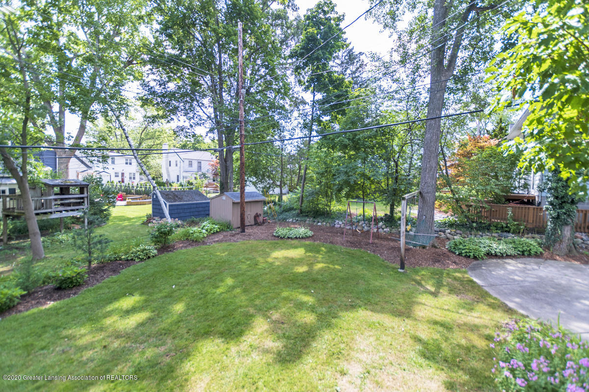 308 Chesterfield Pkwy - Back Yard - 29