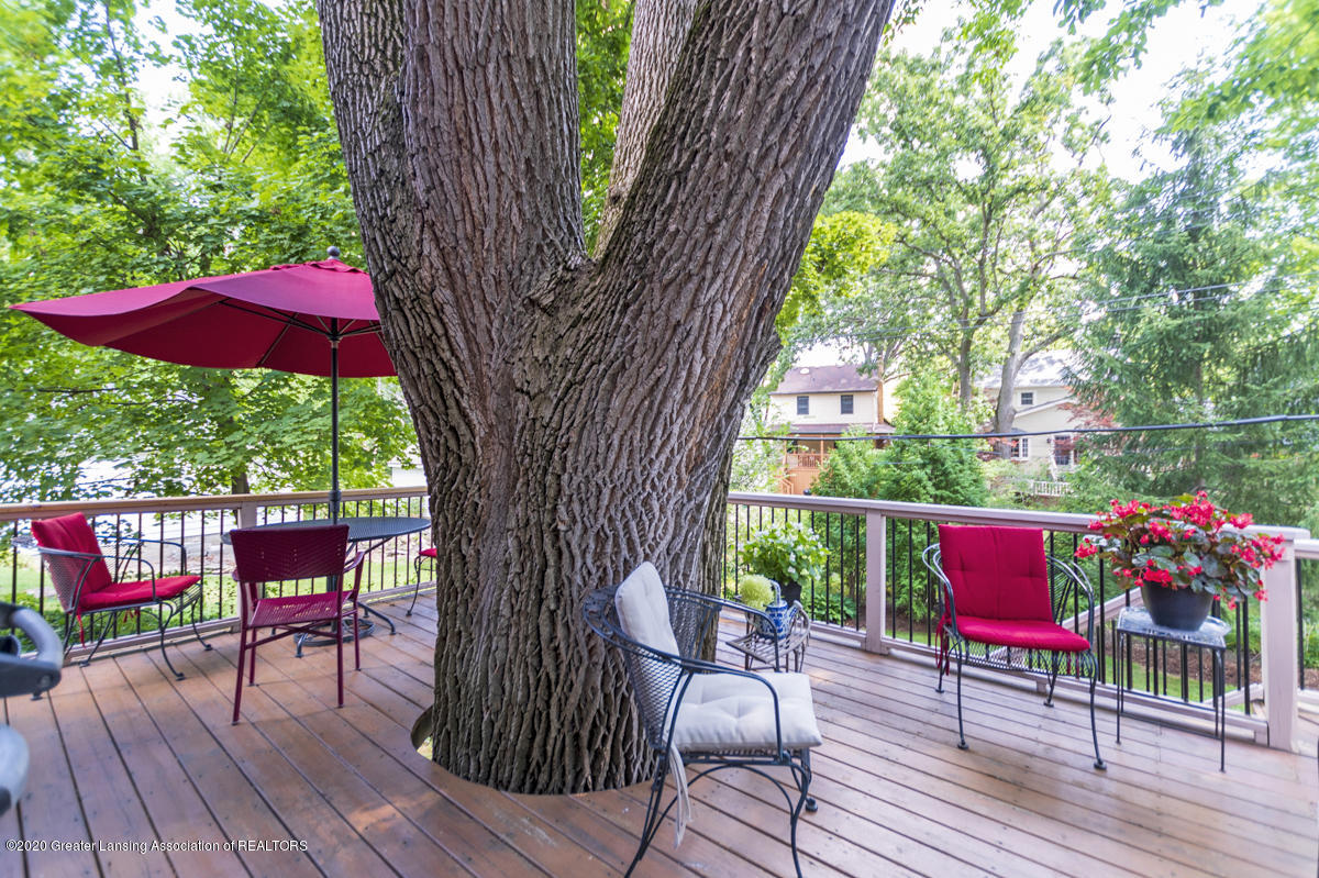 308 Chesterfield Pkwy - Backyard Deck - 26
